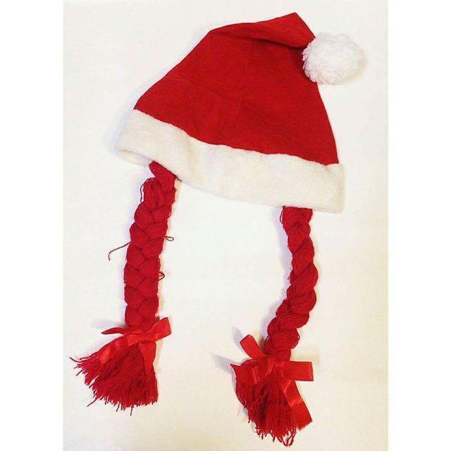 經典紅色聖誕帽 #我的女裝可超取