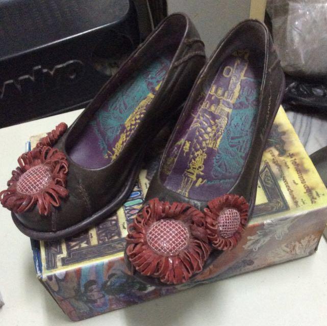 麥坎納氣墊女鞋
