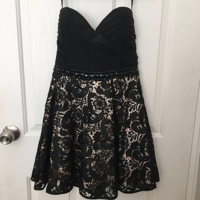 ABYSS by Abby Lace Formal Dress