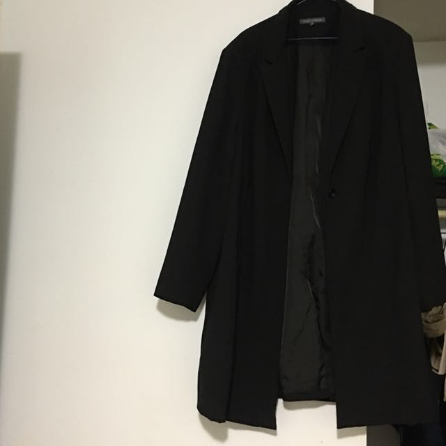 Addition elle long line coat