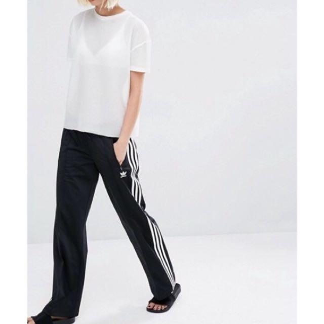 Adidas 寬長褲M