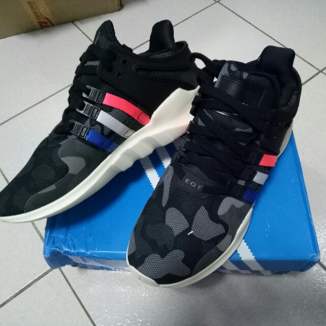 【賤身房】庫存福利品adidas超輕量厚底運動慢跑鞋(US10 略小半號)