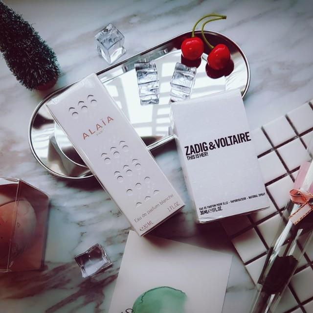 ALAIA Paris 女性香水/生日禮物/聖誕禮物/交換禮物/送禮首選  #可超取