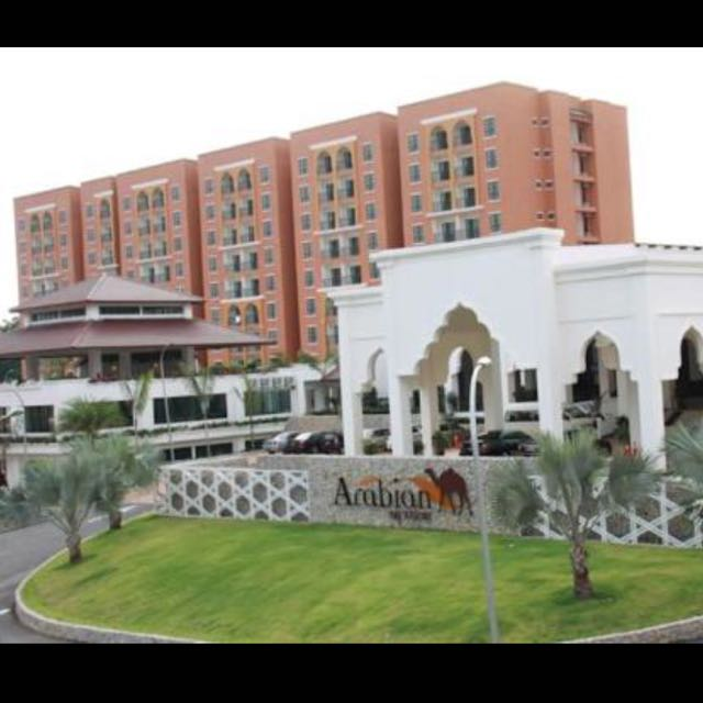 Arabian bay Gambang Resort, Pahang