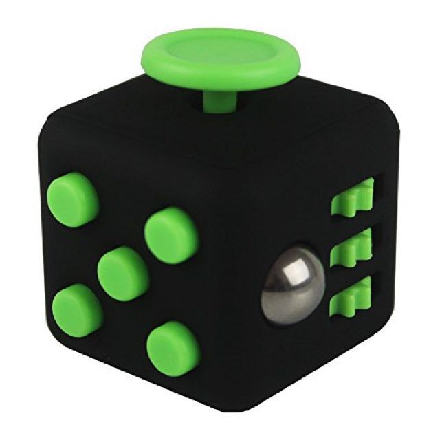 Authentic Fidget Cube