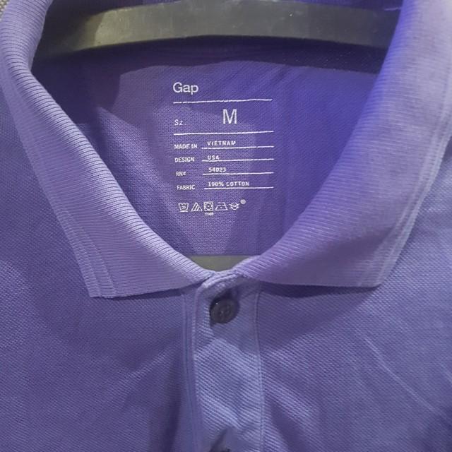 Authentic Gap polo shirt