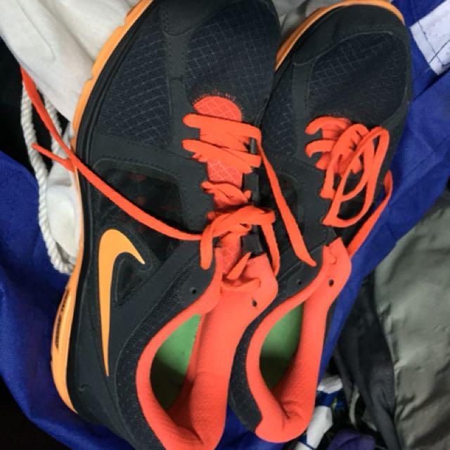 Authentic nike shoe
