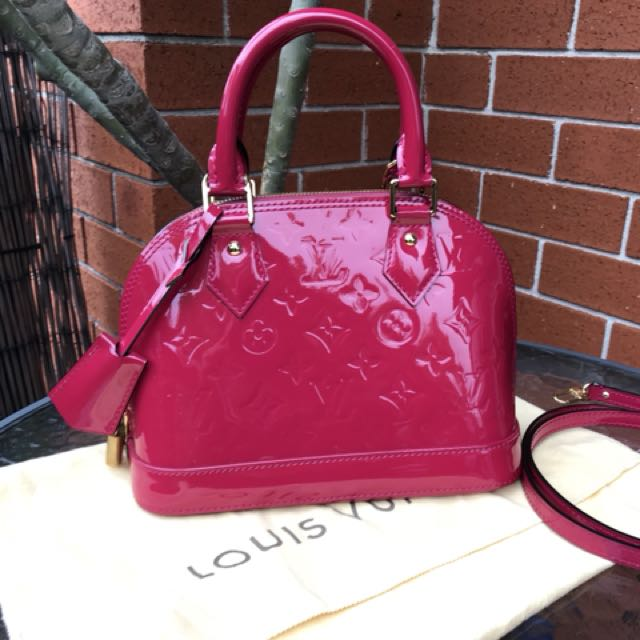 Authentic Used Louis Vuitton Alma bb