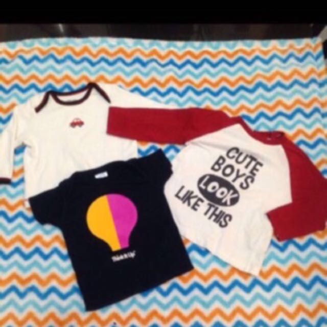baby clothes bundle ( 6-9 months)