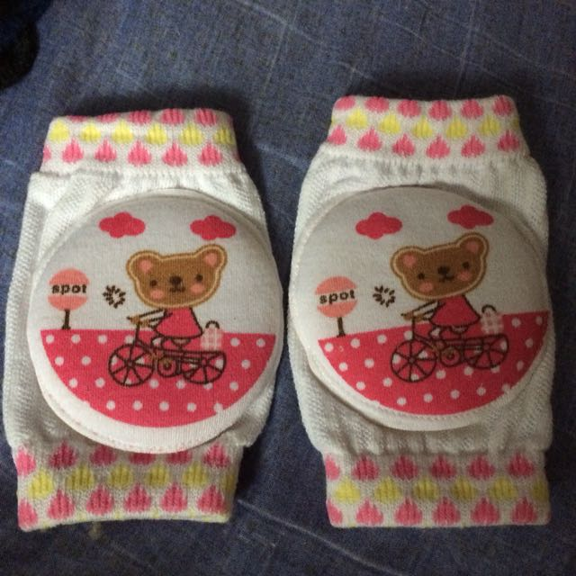 Baby knee pads for girls