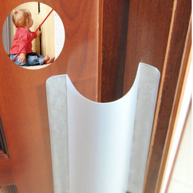 Baby Safety - Door Hinge Guard Protector Prevent Finger Hand Injury