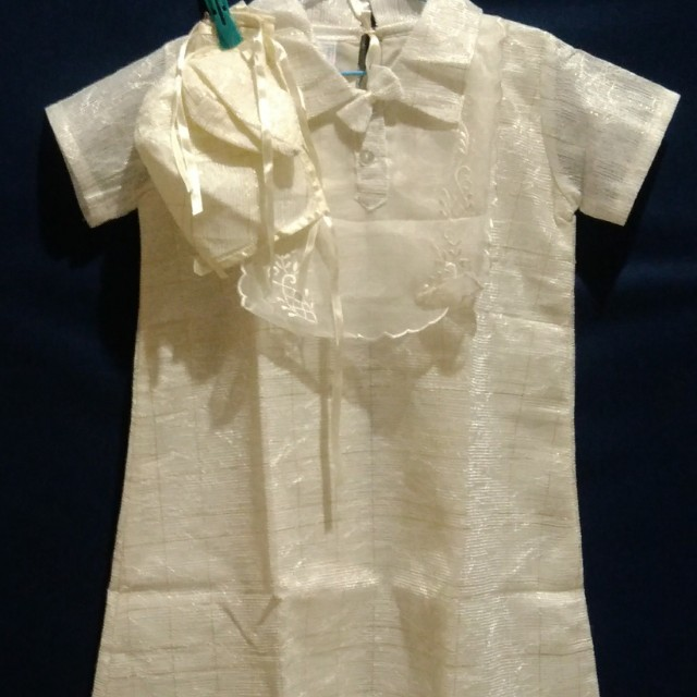 Baptismal/ Christening Gown for baby boy