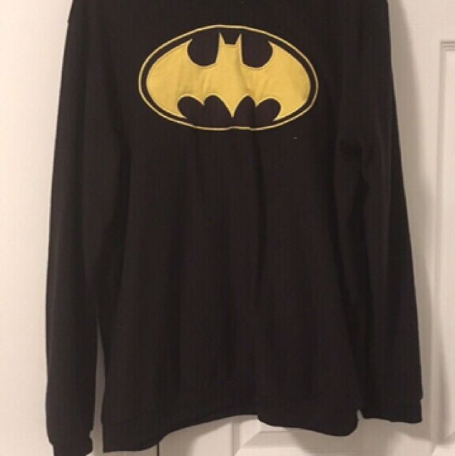 Batman sweater hoodie