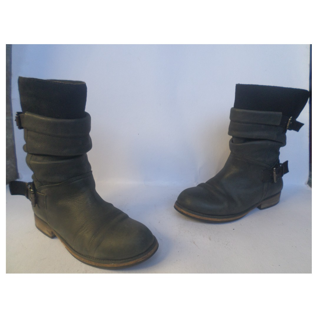 Below Knee Boots (Dr. Kong bio feet system-Rococo)
