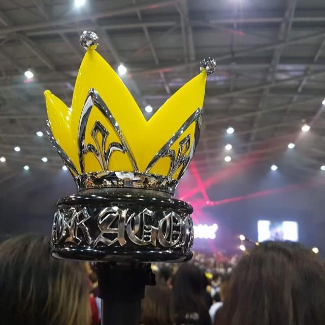 BIGBANG GD手燈環