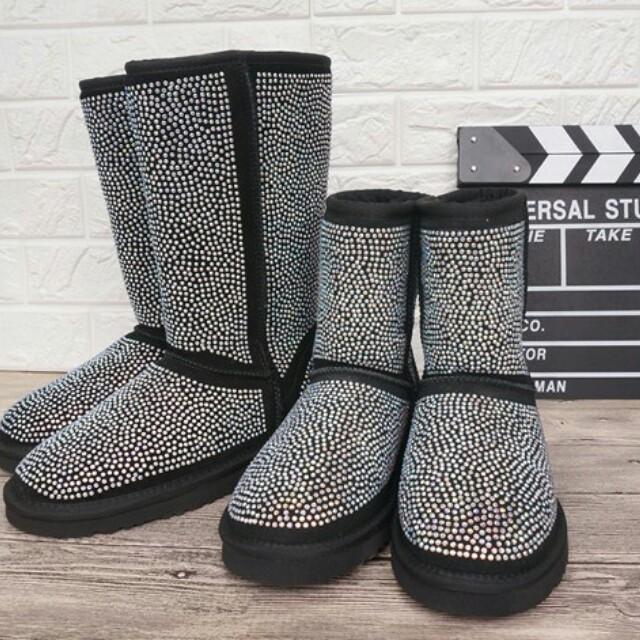 防冬零碼出清-BingBing雪地靴