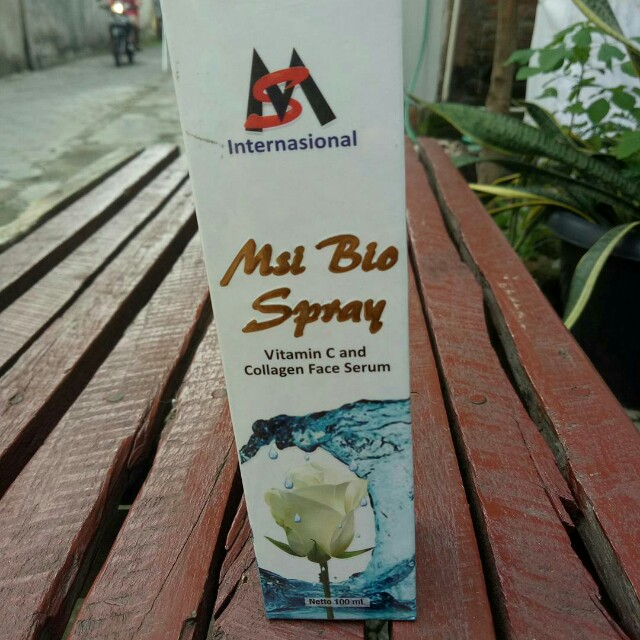 Bio spray msi original