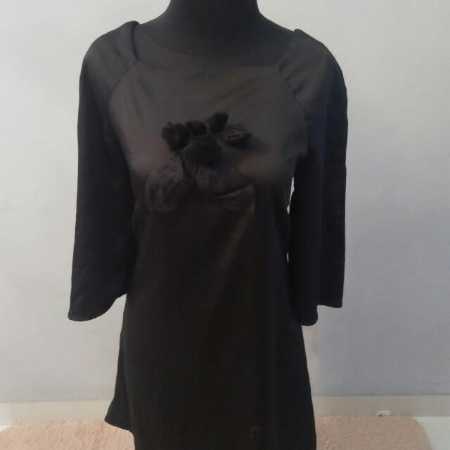 REPRICE!!!!  Black Dress