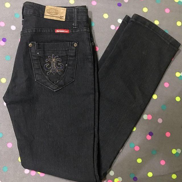 Black Skinny Jeans s27