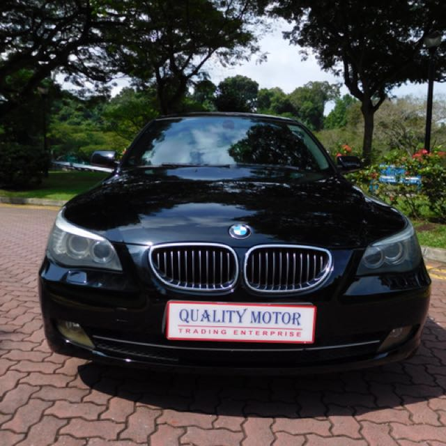 Bmw 525i Xl For Rent 75day Cars Vehicle Rentals On Carousell
