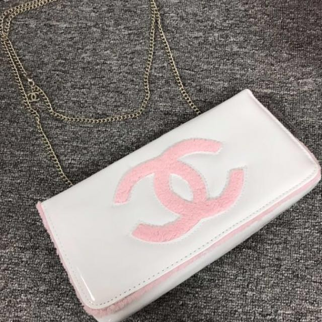 Brand new authentic chanel pvc sling