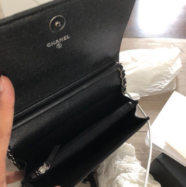 498a5e918f59 Brand New Chanel Square WOC