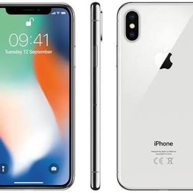 Brand new iPhone X 64Gb