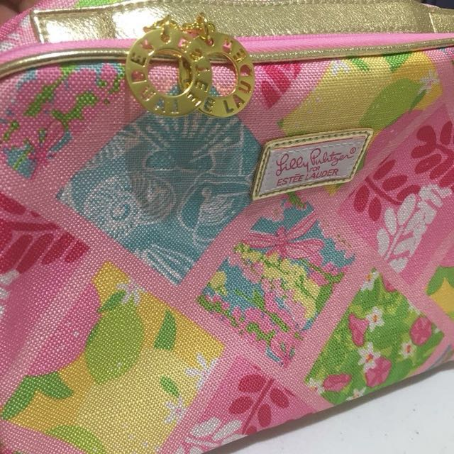 Branded Make-up Travel Pouches