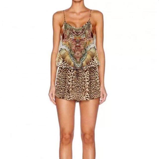 Camilla Jumpsuit (Size 1)