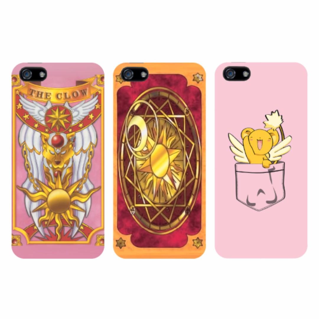 huge discount c3951 2c0d2 Cardcaptor Sakura Phone Case Sleeve