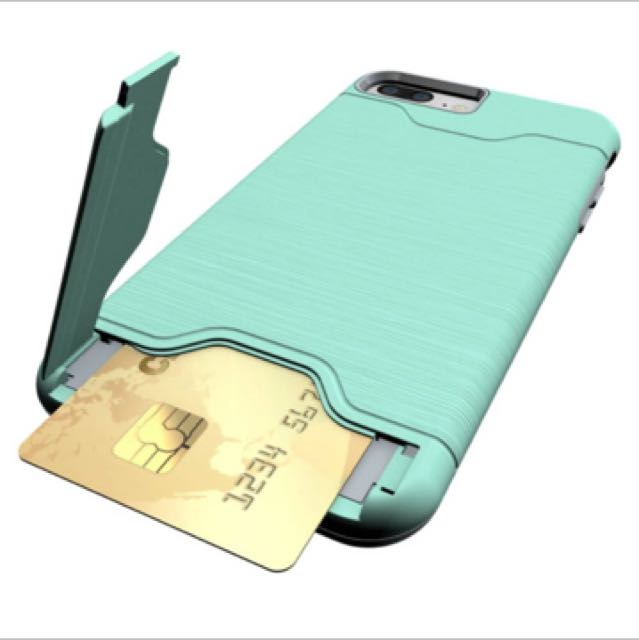 Casing iPhone 6 with Card Case
