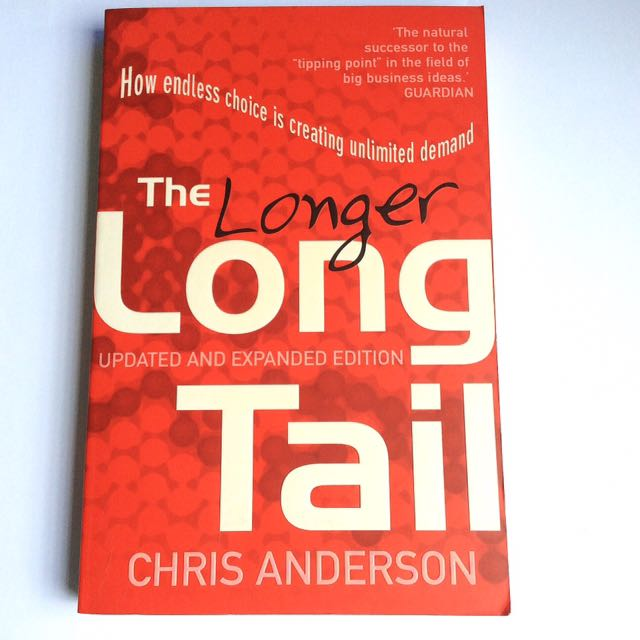 Chris Anderson - The Longer Tail.