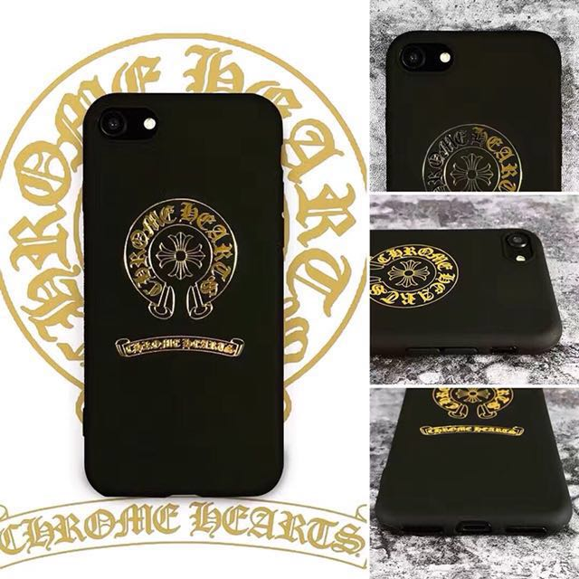 925870e9ae43 CHROME HEARTS iPhone Case