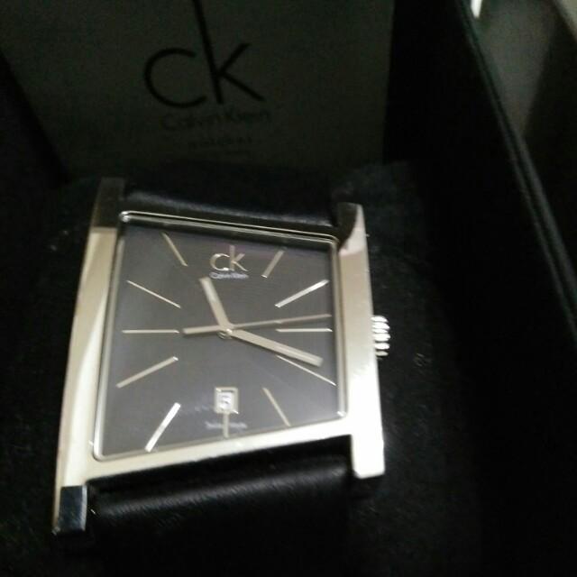 CK不規則石英錶