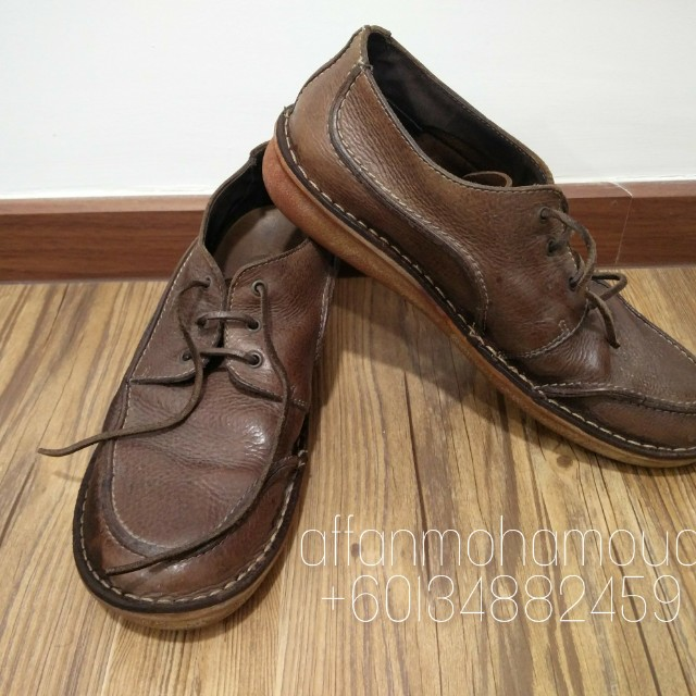 428e6505b054 Clarks Shoes Men Size 10 UK Made in Portugal