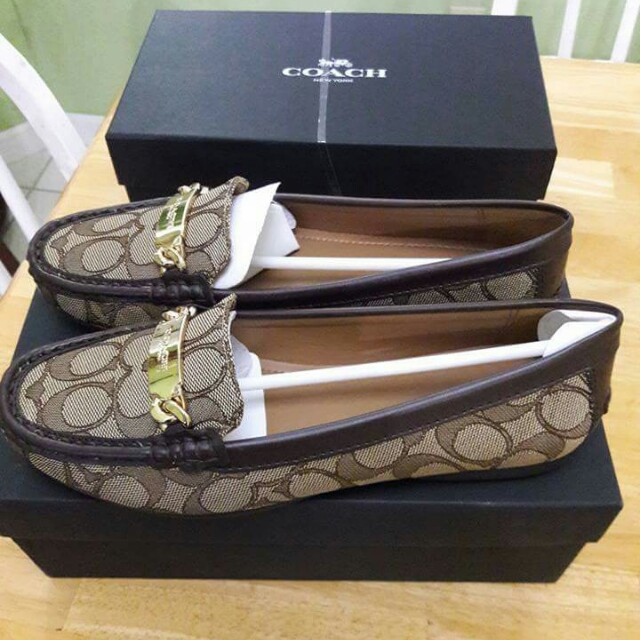 Coach Loafers Authentic