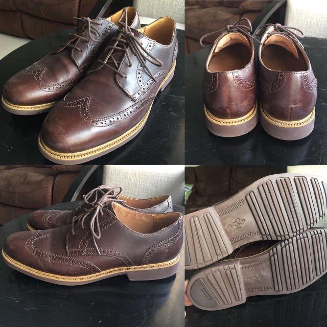 Cole Haan Great Jones Wingtip Size 11