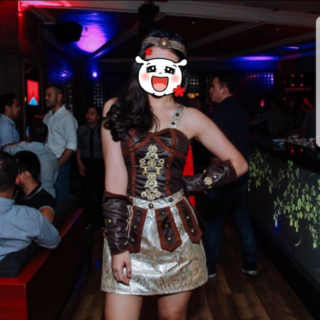 Costum wonder women