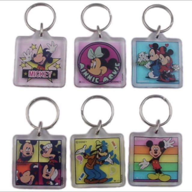 Customised Keychains!!