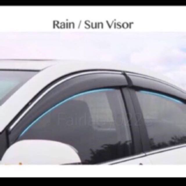 Customized rain   sun visor 4b9ee457e80
