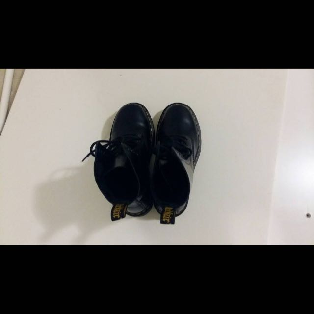 Doc Martens 10 eye