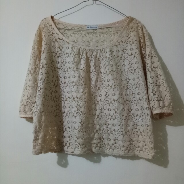 ECOLOGY Lace Top