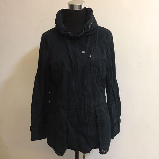 Esprit edc jacket coat parka winter outer wear