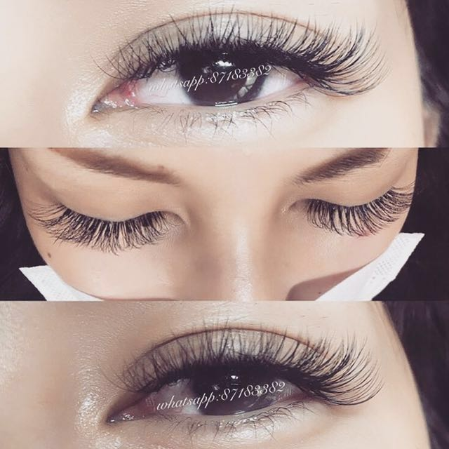 Eyelash Extensionshome Based Cck Lifestyle Services Beauty