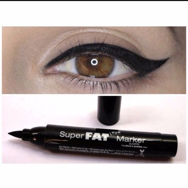Eyeliner Nyx Super Fat Eye Marker