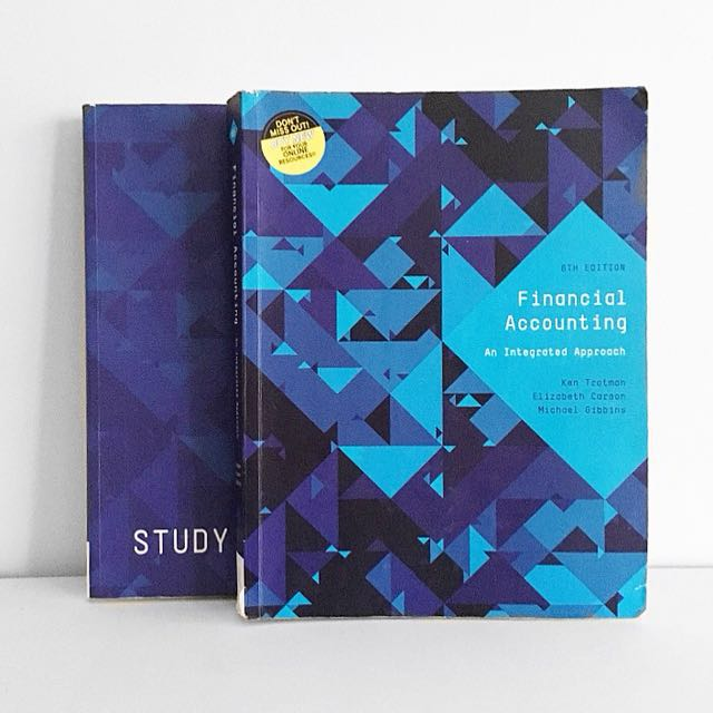 Financial Accounting An Integrated Approach (6th edition) + Study guide