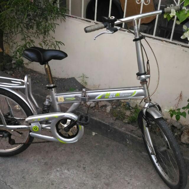 Folding Bike(SOLD)