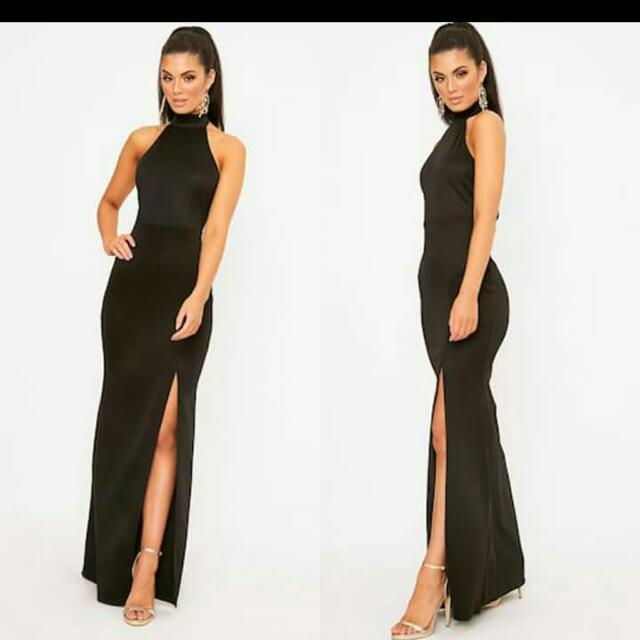 Formal Long Black Dress