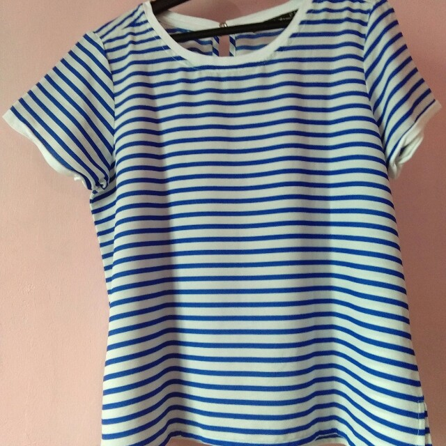 Forme Blue Top