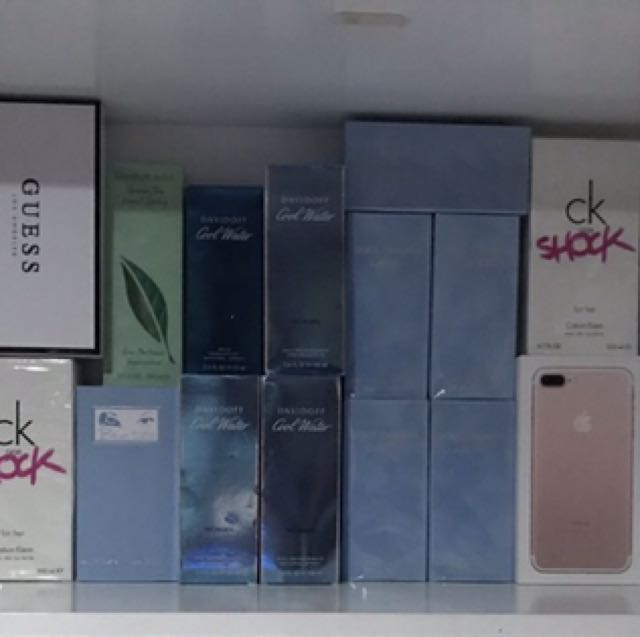 fragrances shop in US